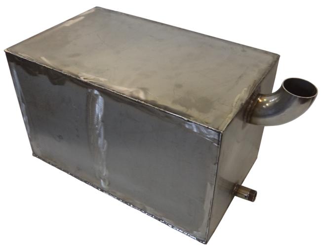 Материал для бака в бане