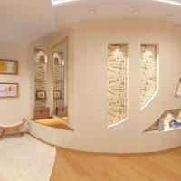 Изготовление ниши в стене из гипсокартона: этапы работ