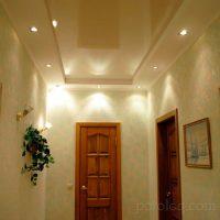 Выбираем потолок из гипсокартона в прихожую