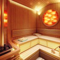 Интерьер бани — создаем уютный уголок