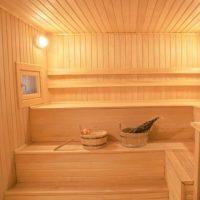 Полки в бане — строим самостоятельно