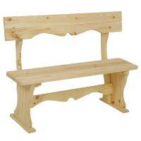 Строим самостоятельно скамейку для беседки