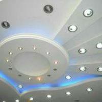Подбор и установка точечных светильников в гипсокартон