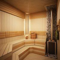 Лиственница для строительства бани: достоинства материала