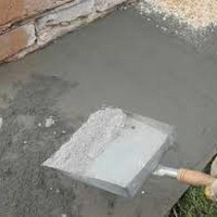 Как железить бетон