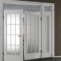 Размеры межкомнатных дверей с коробкой — ширина, высота, толщина