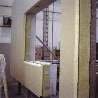 Толщина стен панельного дома